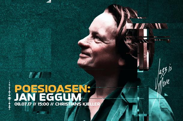 Jan Eggum til Poesioasen og Tine Asmundsen med nytt band