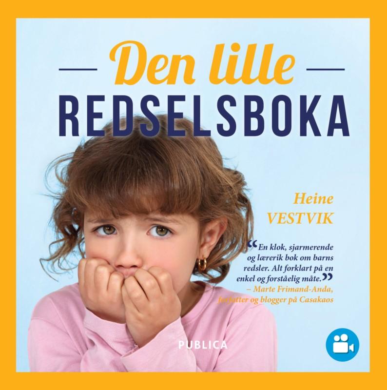 Heine Vestvik er nå aktuell med boken Den lille redselsboka.