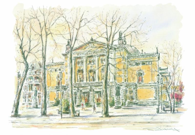 Nationaltheatret – Oslos og Norges storstue for edel kunst